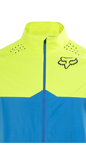 Fox Downpour LT Jacket Men blue/yellow